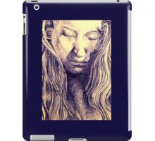 Angel Blue iPad Case/Skin