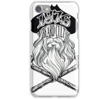 beardcult 76 iPhone Case/Skin