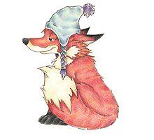 The Furry Fox by mevagh