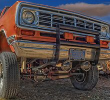Power Wagon by Michael  Gunterman