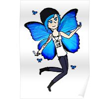 Life is Strange - Chloe Price Butterfly Poster