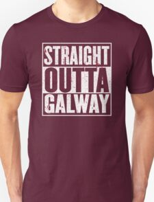 Straight Outta Galway T-Shirt
