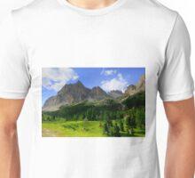 Dolomiti di Lagazuoi  Unisex T-Shirt