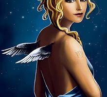 The Zodiac: Virgo by Lisa Furze