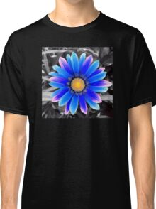 Blue & Yellow, Purple Haze Classic T-Shirt