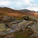 Hardknott Pass by bubblebat