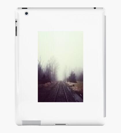 Train Track Addiction iPad Case/Skin