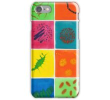 Big Bright Bacteria  iPhone Case/Skin