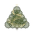 Christmas Tree (7) by catherine barnhoorn