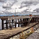The Jetty by JacquiK