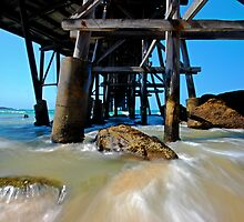 Under the Wharf by bazcelt