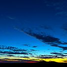 Wintonian Sunset by Peter Doré