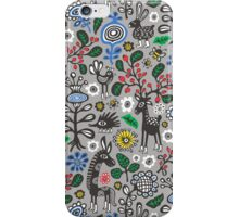 On high Heels Deer iPhone Case/Skin
