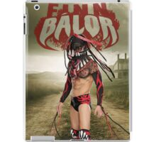 Balor dead iPad Case/Skin