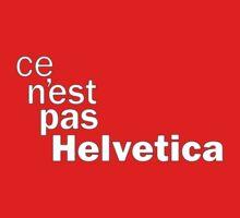 ce n'est pas Helvetica One Piece - Short Sleeve