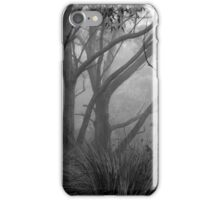 Scary Trees- Morialta iPhone Case/Skin