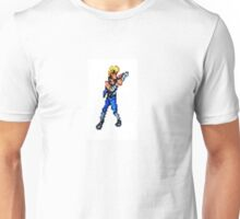 Double Dragon Elbow Move Unisex T-Shirt