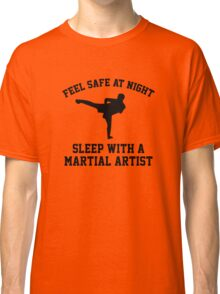 Sleep With A Kickboxer Classic T-Shirt