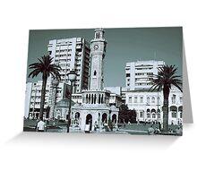 İzmir-TURKEY Greeting Card