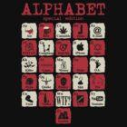 Alphabet by ArtBlast