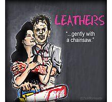 Leathers Photographic Print