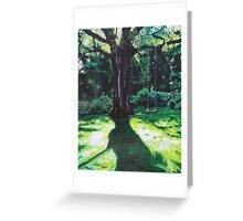 'I Hear Summer Screaming' Greeting Card