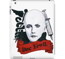 Doc Yewll iPad Case/Skin