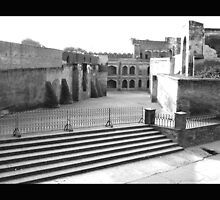 Lahore Fort by Atif Hussain