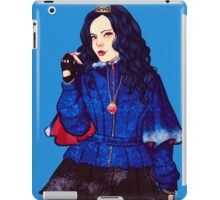 Evie, the evil queen daughter iPad Case/Skin