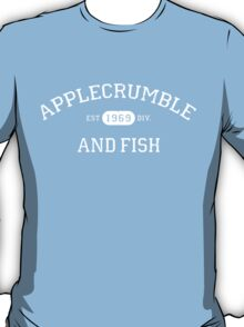 Applecrumble and Fish T-Shirt