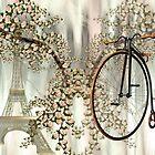 Spring in Paris by Elaine  Manley