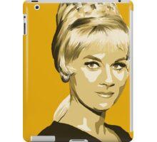 Janice Rand from Star Trek TOS (Stylized) iPad Case/Skin