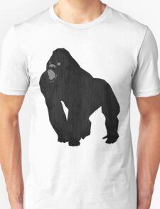 Black Gorilla - Primate For Life T-Shirt