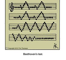 Beethoven's last by Tim Thomson