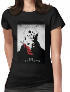 The Lost Boys - David Womens Fitted T-Shirt