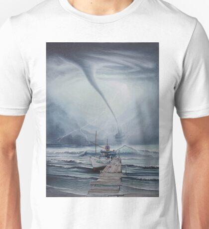 Barco Tornado Unisex T-Shirt