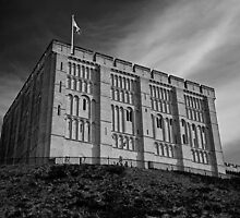 Norwich Castle by Mark Snelling