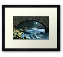 River Ure Framed Print