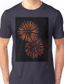 Fireworks 3 Unisex T-Shirt