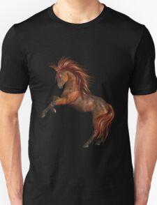SunFire .. Wild Horse T-Shirt