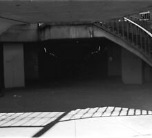 Spiral Stairs - City Hall - Philadelphia by nickchic