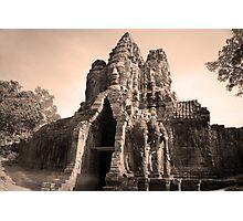 Angkor Thom Photographic Print