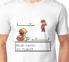 Pokemon Generation I - Blue wants to fight! Unisex T-Shirt