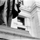Statue - City Hall - Philadelphia by nickchic