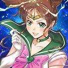 Sailor Jupiter by Hikaru Yagi