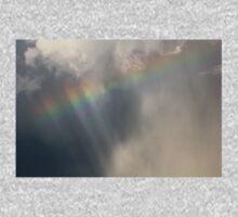 Rainbow Sky Baby Tee