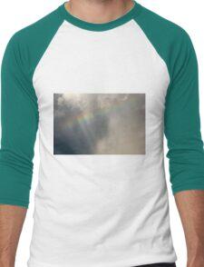 Rainbow Sky Men's Baseball ¾ T-Shirt
