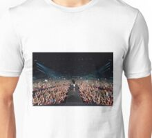 Taylor Swift on stage Unisex T-Shirt