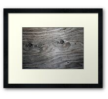 Knot for you Framed Print