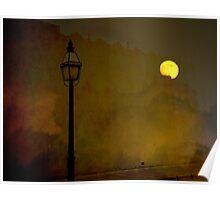 Moon Walker Poster